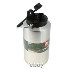 1 Gallon Water Jug Stainless Steel Double Wall Vacuum Insulated Drink BPA Free