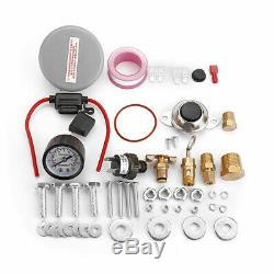 12V 3 GAL 200 PSI Air Compressor Onboard System with 4 Trumpet Horn For Boat Truck