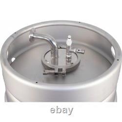 13 Gallon Moonshine Thumper Keg Stainless Steel Spirits Thump Doubler Distill