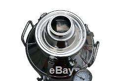 13 Gallon boiler with 3 Stainless Steel Re-flux Column Moonshine Still Kits