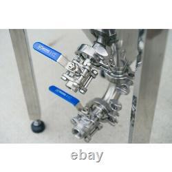 14 gal Chronical Fermenter Ss Brewing Technologies Conical Brewtech