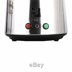1Gal 750W 4L Pure Water Distiller 304 Stainless Steel Internal With Glass