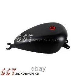 3.3 Gal Gas Tank for Harley XL 883 1200 Sportster Forty Eight Seventy-two 07-20