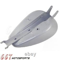 3.3 Gallon Fuel Gas Tank with Cap For Harley Sportster XL883 1200 2004 2005 2006