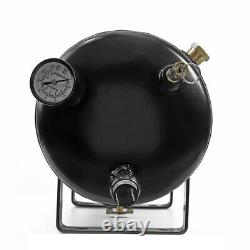 3 GAL 4 Trumpet Air Horn Tank 200PSI Compressor Onboard For Train Truck