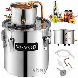 3 Gallon 12L Home Diy Wine Water Distiller Moonshine Still Boiler Kit