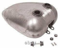 4.2 Gallon Fat Bob Style Gas Tanks For Harley Davidson Sportster 1982/2003
