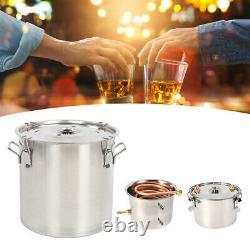 5/8 Gallon Moonshine Still Water Alcohol Distiller Whiskey Still Wine Making Kit