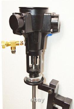 50 Gallon Pneumatic Rung Tank Barrel Mixer Machine Agitator Mixing Beater