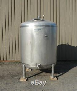 650 Gallon Stainless Steel Filter