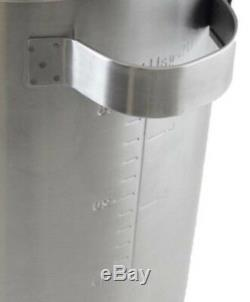 7 Gallon Stainless Steel Bucket Fermenter, by Mangrove Jack Beer Wine Spirits
