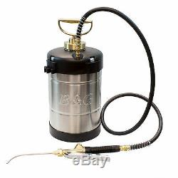 B&G Versafoamer HH-1 (1 Gal B&G Pro Foamer) Termite Ant Foamer Stainless Steel