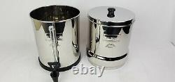 BIG BERKEY 2.25 Gallon Water Filter System WITHOUT FILTERS Super Clean, Works
