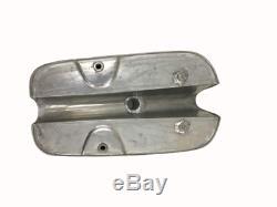 BSA A65 SPITFIRE HORNET 2 GAL CHROMED FUEL TANK + CAP & TAP Fit For