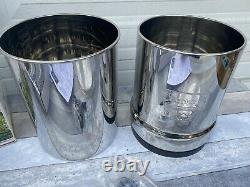 Berkey 1.5 Gallon Water Filters Stainless Steel+ black filter! New Open Box