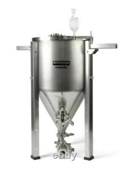 Blichmann 7 Gallon Conical Fermenter, with extension legs. Homebrew Beer Wine