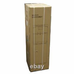 Bottom Loading Water Dispenser 5 Gallon Bottle Hot & Cold Water