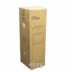 Bottom Loading Water Dispenser for 5 Gallon Bottle Hot & Cold Water