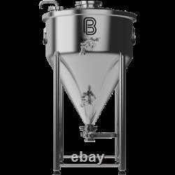 BrewBuilt X1 Uni Conical Fermenter -27 gal Beer, Wine, Spirits, Essential Oil