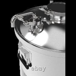 BrewBuilt X1 Uni Conical Fermenter -42 gal Beer, Wine, Spirits, Essential Oil