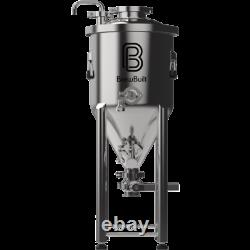 BrewBuilt X1 Uni Conical Fermenter 7 gal Beer, Wine, Spirits, Essential Oil