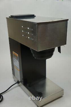 Bunn VPR Series TC 33200.0011 Thermal Coffee Maker Pourover 3 4/5 gal/hr 120v
