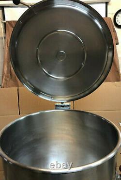 Cleveland KDL-40 Stainless Steel Steam Kettle 40 Gallon