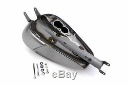 Deep Indented 3.3 GAL EFI Injected Feul Gas Tank For Harley Sportster XL 07-19