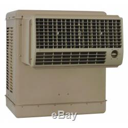 ESSICK AIR N28W 2800 cfm Window Evaporative Cooler, 1/8 hp, 4.4 gal