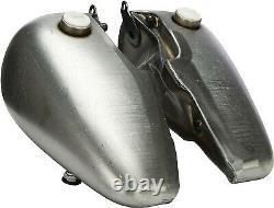 Fat Bob Fuel Gas Tank 5 Gallon HARLEY PANHEAD SHOVELHEAD HYDRA-GLIDE DUO-GLIDE