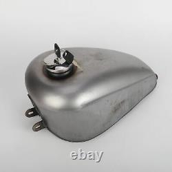 For Harley Sportster Ironhead Bobber 1955-78 Gas Fuel Tank 1.5 Gallon Steel