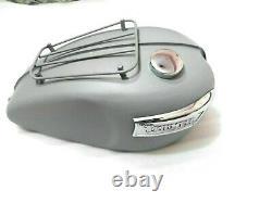 Fuel Tank With Side Badge Primer Coated Steel Triumph T120 Bonneville 3.5 Gallon