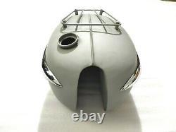 Fuel Tank With Side Badge Steel Triumph T120 Bonneville 3.5 Gallon