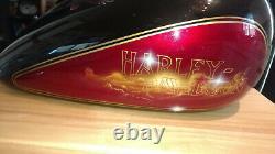 Harley Davidson 4 gallon gas tank