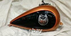 Harley-Davidson Touring 6 Gallon Fuel Tank, 105th Anniversary Edition With