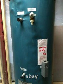 Hot Water Storage Tank, 40 gallon, Stainless Steel, Local Pick-up Only
