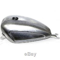 Indented 3.3 Gallon Fuel Gas Tank Fits Harley Sportster XL 883 04-2010 CARB