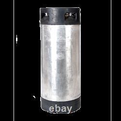 Keg Kit 5 Gal Pin Lock Used Keg, New 5 lb CO2 Tank, Regulator & Parts Homebrew