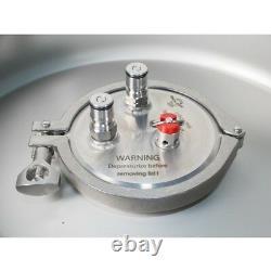 Kegmenter Fermenting Keg 50L/13.2 Gal Beer, Ferment, Carbonate, Serve, Distill