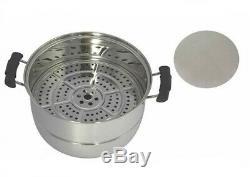 LDLC 3 Gallon Water Distiller Moonshine Still Boiler Kit Home DIY Alcohol Wine