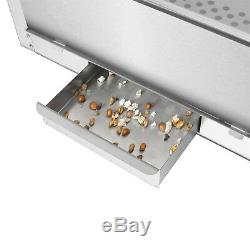 Movie Night 3 Gallon Commercial Quality Countertop Popcorn Popper Machine 8 Oz