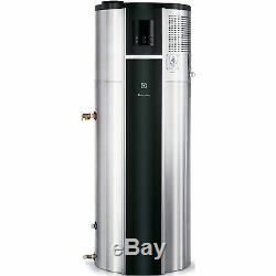 NEW Electrolux 66 Gallon Stainless Steel Hybrid Water Heater Electric Heat-Pump