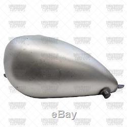 Narrow Peanut Mid-Tunnel Gas Tank 1.8 gal p-nut bobber chopper wassell triumph