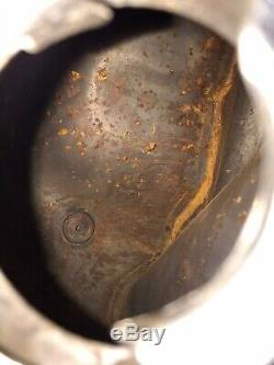OEM NOS HARLEY PANHEAD 3.5 GALLON GAS TANKS OLD CHROME! Knucklehead