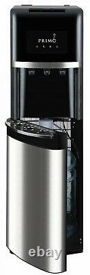 PRIMO Bottom Loading Water Dispenser Cooler Deluxe Cold Hot Instant 5 Gallon NEW