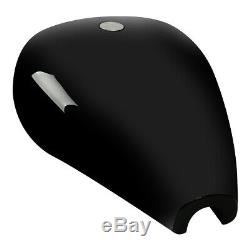 Painted 5 Stretched 4.7 Gallon Gas Fuel Tank For Harley Custom Chopper Boober