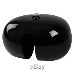 Painted Stretched 4.7 Gallon Gas Fuel Tank For Harley Custom Chopper Boober Bike