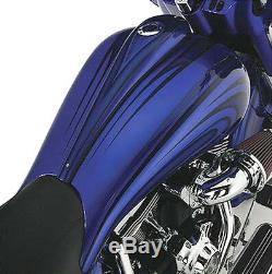 Paul Yaffe Stretched 6 Gal Gas Tank 03-07 Harley Touring Bagger Flht Fltr 603081