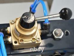 Pneumatic Mixer with Stand 5 Gallon Tank Barrel Paint Mix Tool Blender Machine