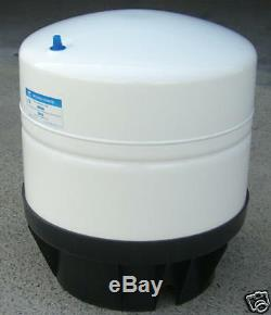RO 14G LARGE RODI CLEAN WATER SYSTEM Pressure Storage Tank RESERVOIR 14 GALLON
